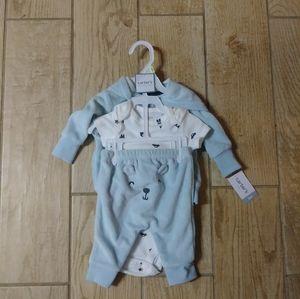 Baby boy 3 piece set